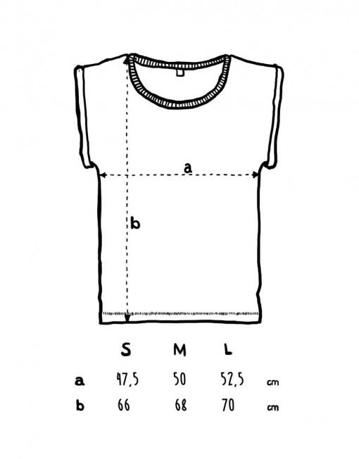 Camiseta-Chica