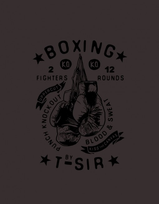 camiseta_hombre_imagen_boxing_Dark-Grey