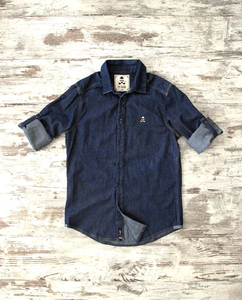 """Be the first to review """"Camisa vaquera hombre"""" Cancelar respuesta"""