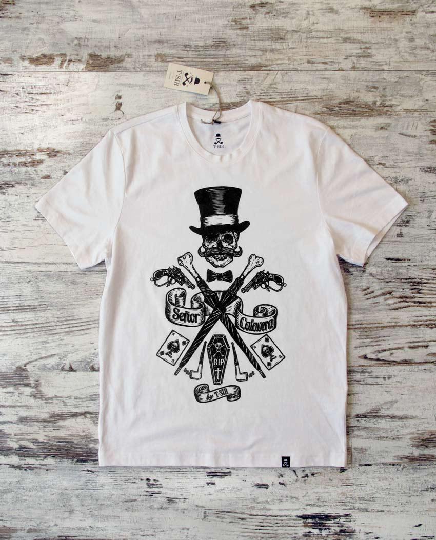 camiseta_hombre_senor_calavera_blanca